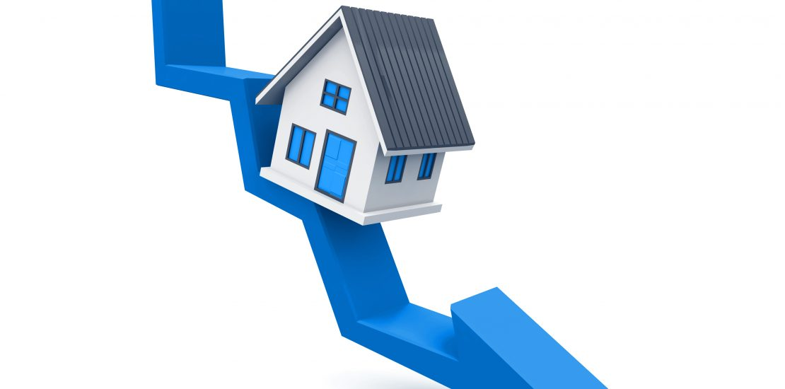 House Prices Are Declining