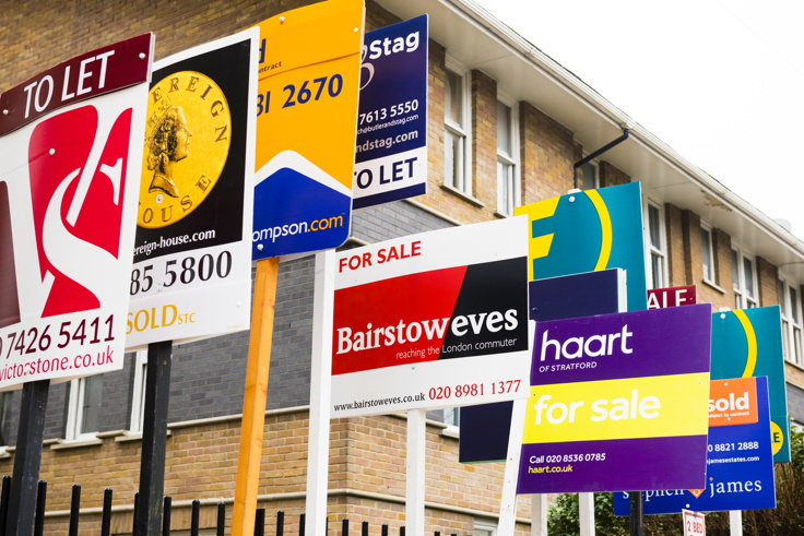 Is The London Housing Market Slump Coming To An End?