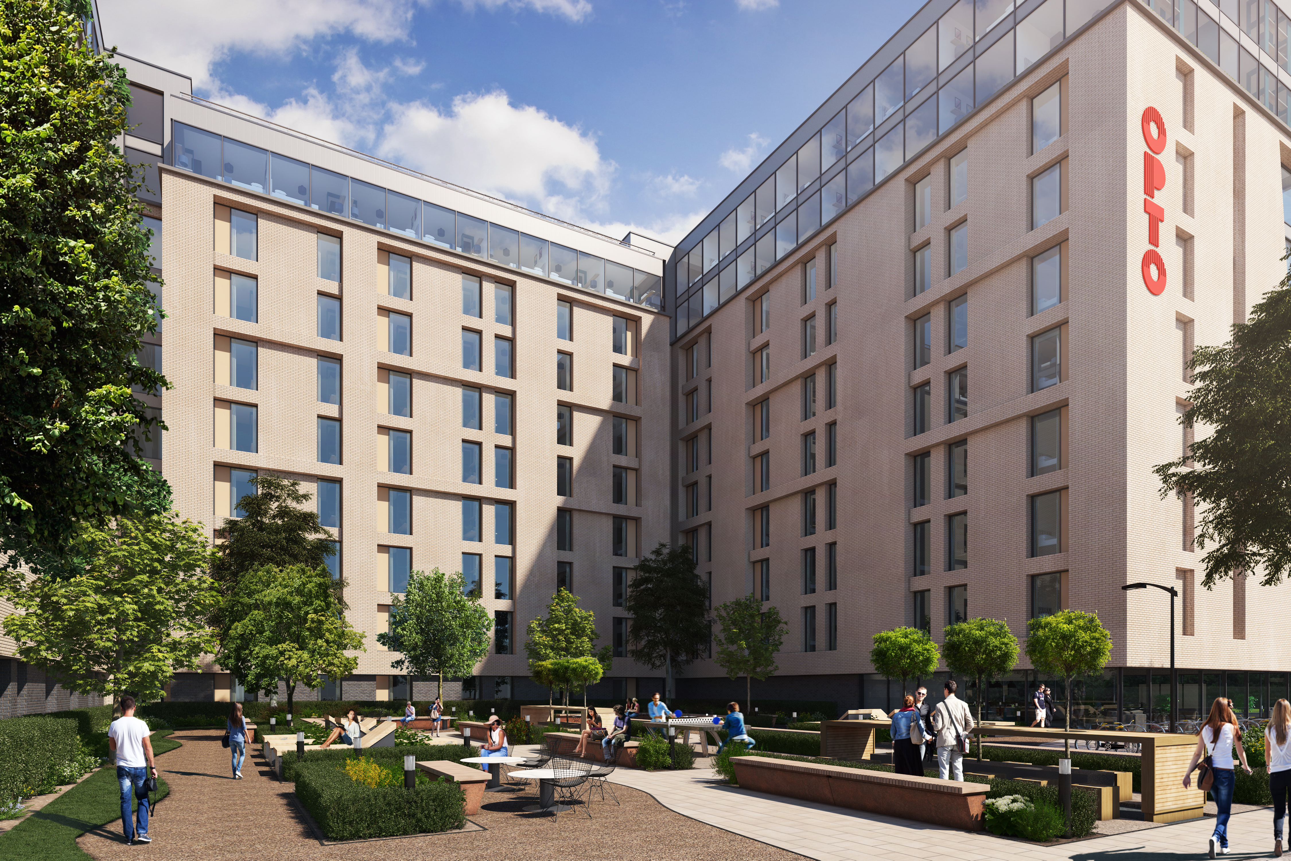 What makes student accommodation an attractive asset?